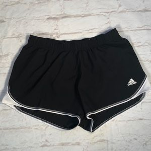 Adidas shorts.  Size medium